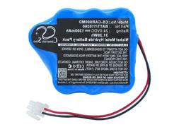 110260 Battery for Cardioline ECG Delta 60  ECG Delta 60Plus