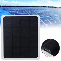 12V 20W Solar Panel Trickle Battery Charger Power Supply Car