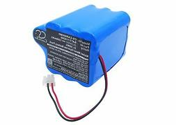 1300mAh Battery for Cardioline ECG Delta 60, ECG Delta 60Plu