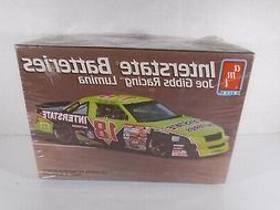 1992 AMT / ERTL--INTERSTATE BATTERIES JOE GIBBS NASCAR CAR--