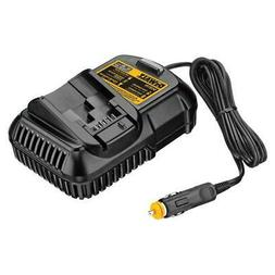 20-volt max lithium-ion vehicle battery charger   dewalt new