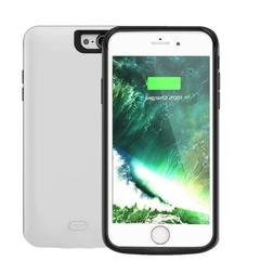 2600mAh For iPhone 7 8 Car Magnetic Power Bank Pack Battery