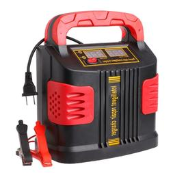 350W 14A AUTO Plus Adjust LCD Battery <font><b>Charger</b></