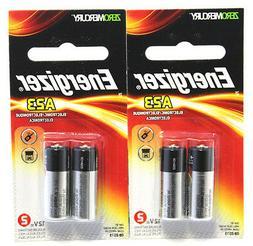 4x Energizer A23 Battery 12V Alkaline E23A A23BPZ-2 Car Alar