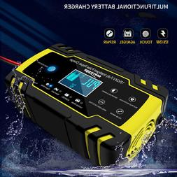 Automatic Smart <font><b>Battery</b></font> <font><b>Charger
