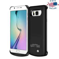 Backup Battery Charger Power Bank Case Charging Cover For Sa