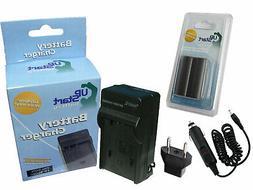 battery charger car plug eu adapter canon