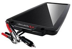 Schumacher 12v Battery Maintainer Solar Charger Tender Car T
