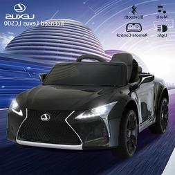 Electric 12V Kids Ride On Car Lexus Battery Vehicle Toy Remo