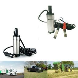 Electric Submersible 12VDC Pump for Fuel Water Tool with Car