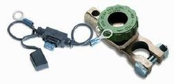 WIRTHCO ENGINEERING RV Trailer Camper Green Knob Battery Dis
