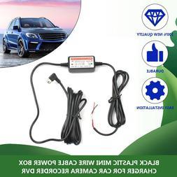 <font><b>Car</b></font> dash DVR power supply box dedicated