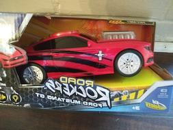 Ford Mustang GT Road Rockers Kid Galaxy w Lights Sounds Red