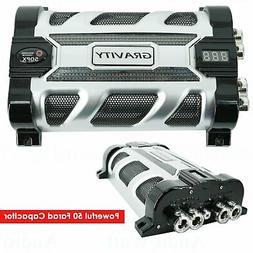 Gravity GR-50PX Car Audio Battery Stiffening Portable Power