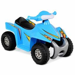 Kids Electric Car Battery Power Toddler Vehicle w/ Dashboard