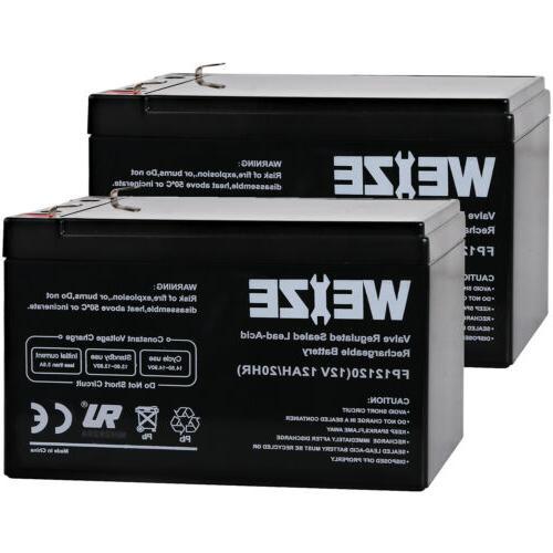 12v 12ah battery f2 seal lead acid