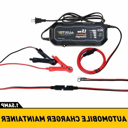 HOT Charger Maintainer for AGM Vehicles US