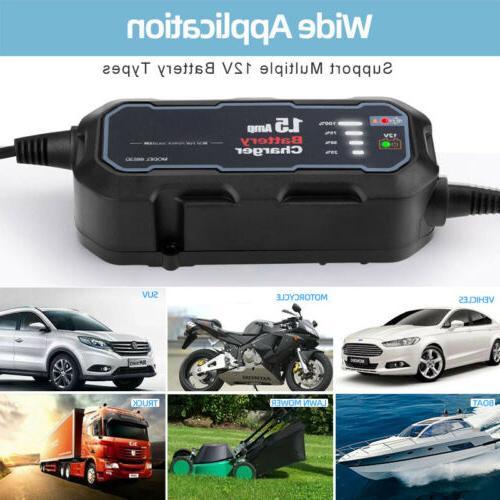 1500mAh Car Booster Jumper Box Bank Battery