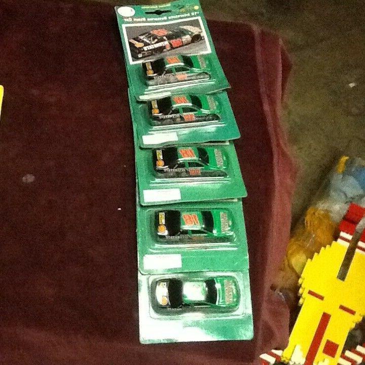 1996 EPI Sports Diecast #18 Batteries Car