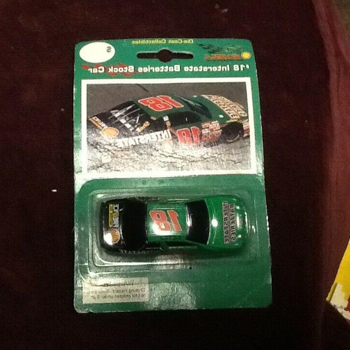 1996 sports collectibles diecast shell 18 interstate