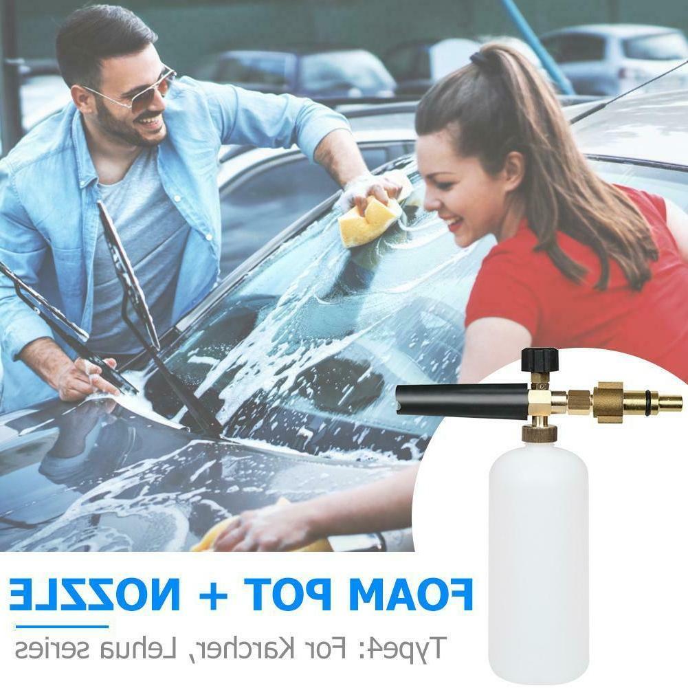 1L Washer Foam Gun Snow Foam Sprayer
