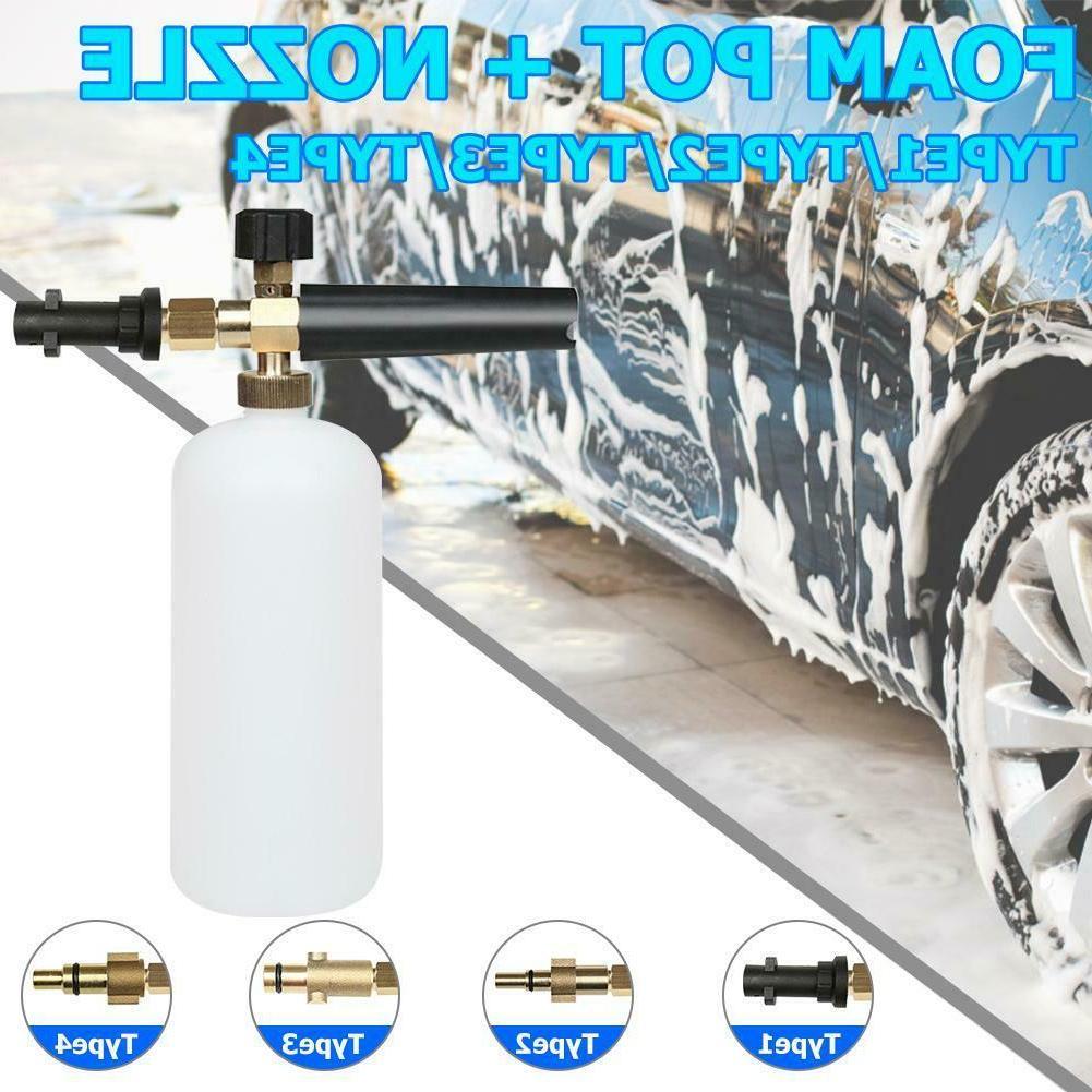 1L Washer Foam Foam Lance Generator Sprayer