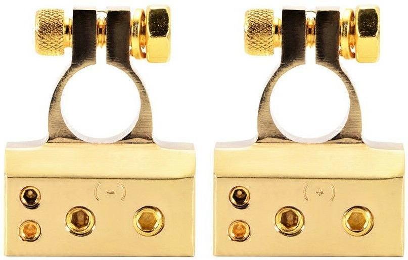 2-pack Terminal Positive & Connectors