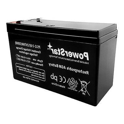2 Sealed Lead Acid Battery for Electric