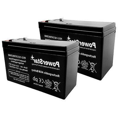 2 x 12V Sealed Battery for Electric Toy Car