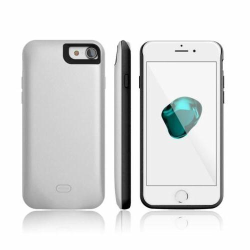 2600mAh iPhone 8 Magnetic Bank Pack Charging Phone