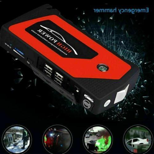 69800mAh 12V Jump Starter Bank Battery