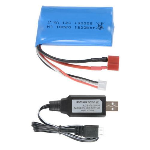 7 4v 1500mah 18650 battery usb charger