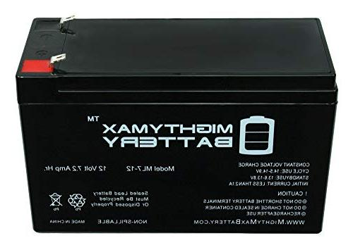 Mighty Battery 7AH Battery for Henes Broon RC On T870-WHT