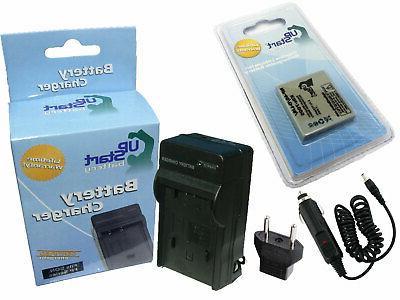 battery charger car plug eu adapter