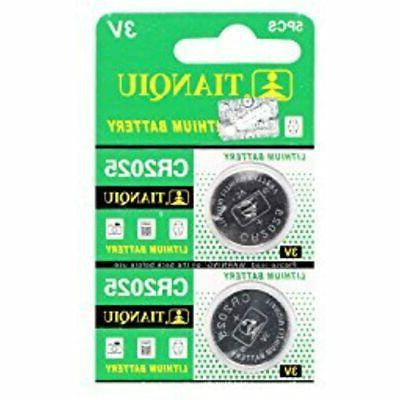 battery cr2025 3v for car remote key