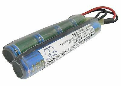 1500mAh Battery for Airsoft Guns G36C, M4A1-RIS, M4A1, CAR15