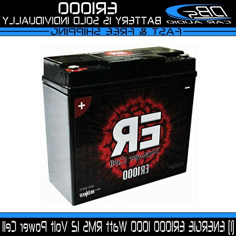car audio power cell battery er1000 12