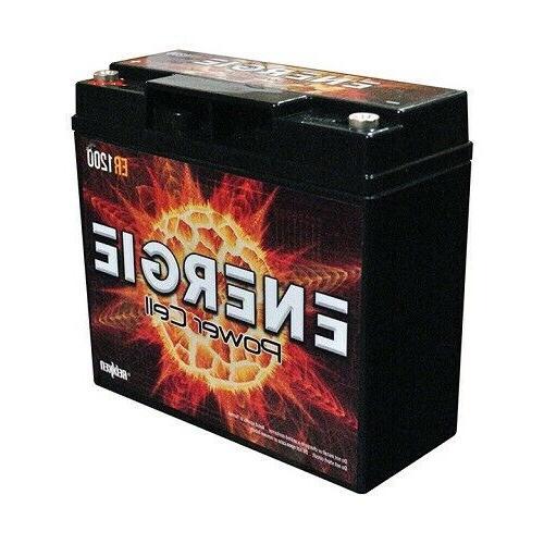 Car Cell Battery Energie Volt 1200 Watt Sealed Reikken
