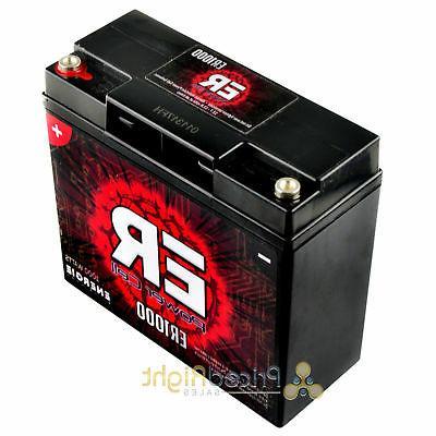 Car Battery Energie 12 V 1000 Sealed Reikken