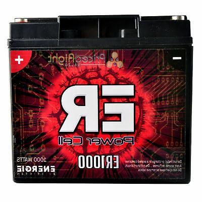 Car Power Battery Energie ER1000 V Sealed Reikken