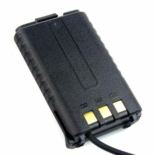 Baofeng UV5R Car Battery Eliminator for BF-UV5R Walkie
