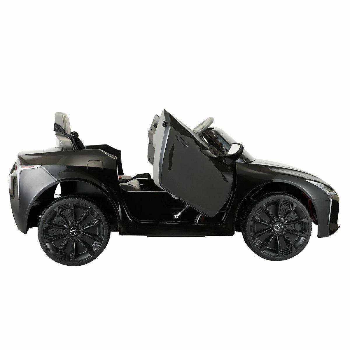 Electric 12V On Car Battery Vehicle Black