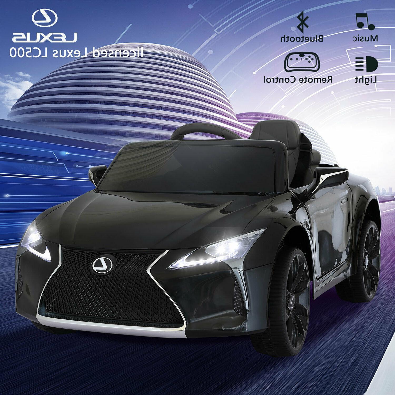 electric 12v kids ride on car lexus