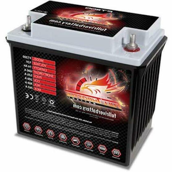 ft200 agm power cell car audio battery