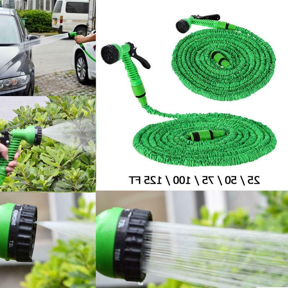 garden watering spray gun expandable flexible car
