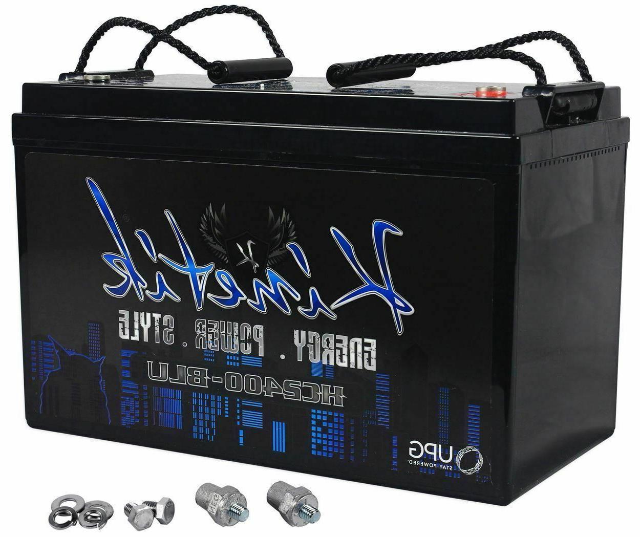 hc2400 blu 2400 watt car battery power