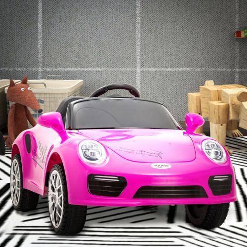 Uenjoy Kids Power Motorized Vehicles