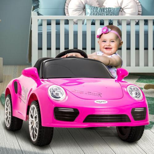 Uenjoy Kids Ride on Power