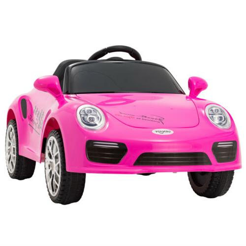 kids electric ride on cars 6v battery