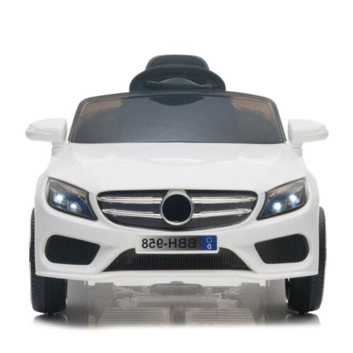 Kids Ride On Car 2V Electric Vehicles Remote Control